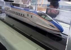 CIMG6995JR新幹線模型-1